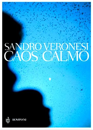copertina libro caos calmo di sandro veronesi