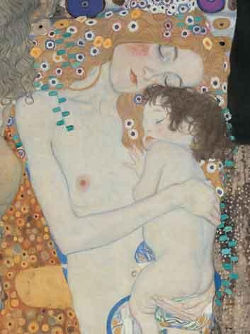 Gustav Klimt, Le tre età della donna