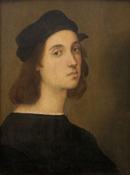 Autoritratto Raffaello