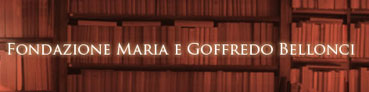 Fondazione Maria e Goffredo Bellonci