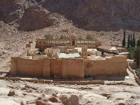 Monastero di Santa Caterina al Monte Sinai