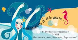 Logo - Premio Narrativa Mare