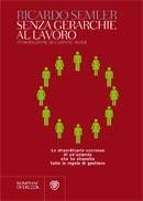 Copertina libro Senza gerarchie al lavoro