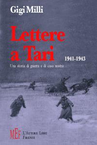 Copertina Gigi Milli, Lettere a Tari 1941-1943