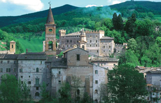 Caldarola, Panorama