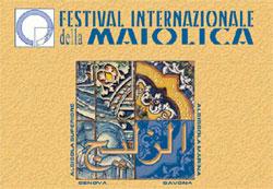 Logo - Festival internazionale della Maiolica 2007
