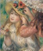 Auguste Renoir, Le Chapeau épinglé 1894