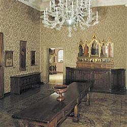 Palazzo Cini, Il salone al piano nobile