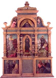 Il polittico di Santa Maria Nascente al Tinazzo di Soncino