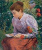 Federico Zandomeneghi, La lecture