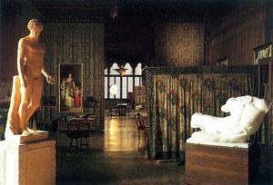 Atelier di Mariano Fortuny y Madrazo - Venezia, Palazzo Fortuny