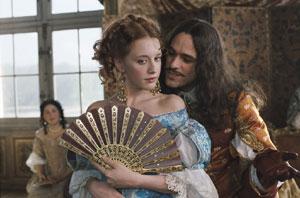 Una scena del film Le avventure galanti del giovane Molière