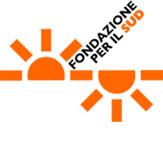 Logo della Fondazione per il Sud