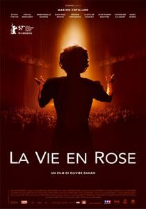 Manifesto del film La vie en rose