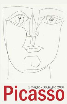 Locandina mostra Picasso
