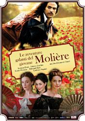 Manifesto del film Le avventure galanti del giovane Molière