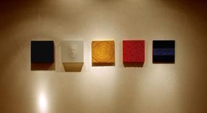 Eraldo Mauro, Cinque colori