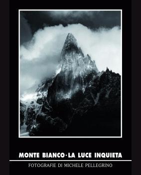 Locandina mostra Monte Bianco. La luce inquieta