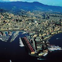 Reclamation of the old port, 1985-1992 - Foto Studio Merlo - Copyright RPBW, Renzo Piano Buildin Workshop