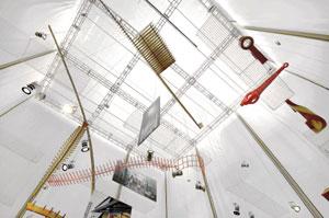 Foto di Francesco Radino - Copyright Francesco Radino - Foto dell'allestimento della mostra svoltasi l'anno scorso presso il Los Angeles County Museum of Art