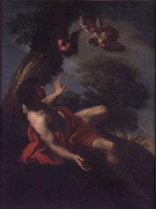 Benedetto Luti, San Benedetto (Roma, Galleria dell'Accademia di San Luca)