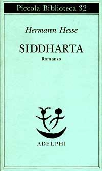 Copertina del libro di Hermann Hesse, Siddharta