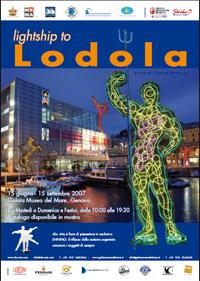 Lightship to lodola