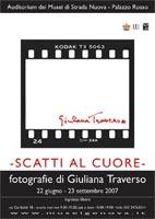 Mostra fotografica di Giuliana Traverso Scatti al cuore