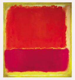 Mark Rothko (1903 - 1970), No.12 1951 (Collezione Christopher Rothko, © 1998 by Kate Rothko Prizel and Cristopher Rothko)
