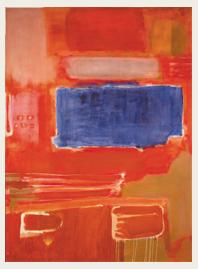 Mark Rothko (1903 - 1970), Senza titolo 1948 (Collezione Kate Rothko Prizel, © 1998 by Kate Rothko Prizel and Cristopher Rothko)