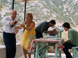 Una scena del film I testimoni