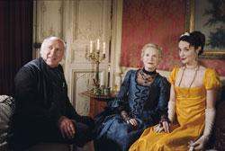 Una scena del film La duchessa di Langeais