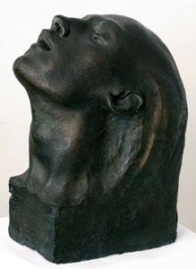 Marcello Mascherini, Canta l'amore, 1925 - Gesso patinato - Trieste, collezione privata