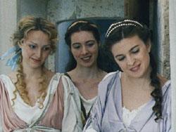 Una scena del film Gli amori di Astrea e Céladon