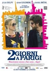 Locandina del film 2 giorni a Parigi