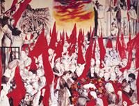Renato Guttuso - I Funerali di Togliatti