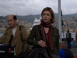 Antonio Albanese e Margherita Buy nel film Giorni e nuvole