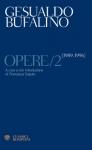 Copertina del libro di Gesualdo Bufalino, Opere 1989-1996