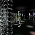 Maria Grazia Rosin - Progetto installazione / Rendering di Andrew Quinn, 2007
