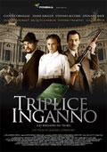 Locandina del film Triplice inganno