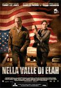 Locandina del film Nella valle di Elah