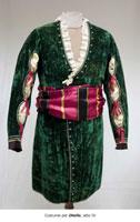 Costume per Otello, atto IV