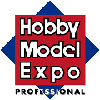 Logo Hobby Model Expo Professional