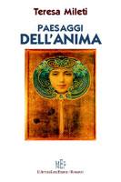 Copertina del libro di Teresa Mileti, Paesaggi dell'anima