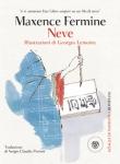 Copertina del libro di Maxence Fermine, Neve