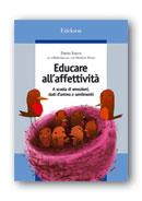 Copertina del libro di Dario Ianes, Educare all'affettività