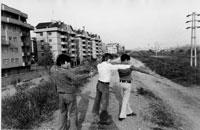 A. Sansone: Magliana, anni Settanta