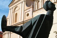 Opera di Angelo Biancini