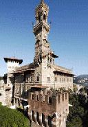 Il Castello Mackenzie a Genova