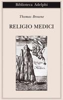 Copertina del libro Religio Medici di Thomas Browne